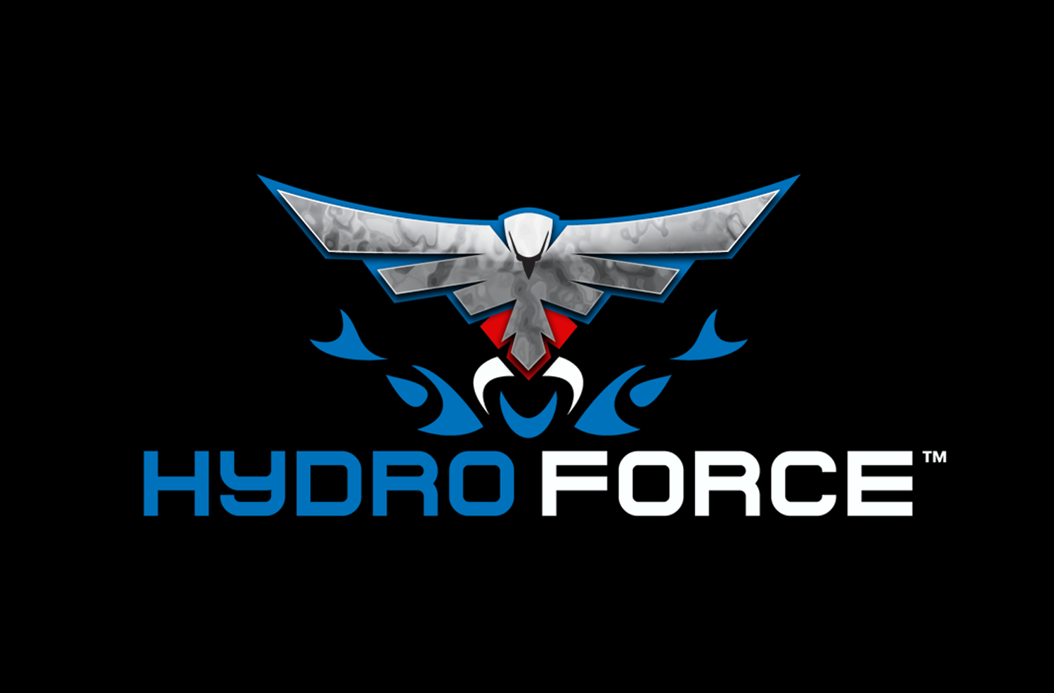 HydroForce Chrome Logo